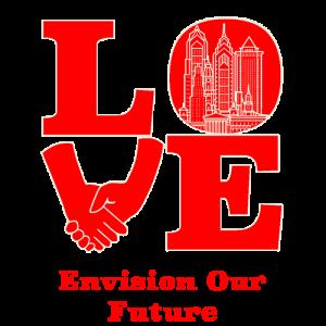 Love Logo - Envision Our Future