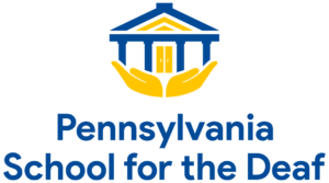 Logo of Pennsylvania School for the Deaf