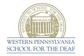 Logo of Western Pennsylvania School for the Deaf